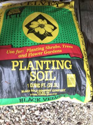 Soil Planting 1 cf Black Gold