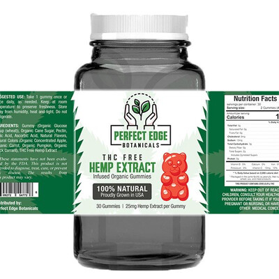 Gummies CBD Perfect Edge