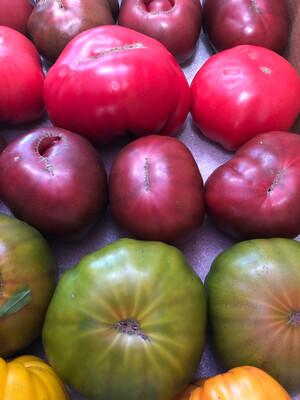 Tomato Heirloom /lb. LOCAL