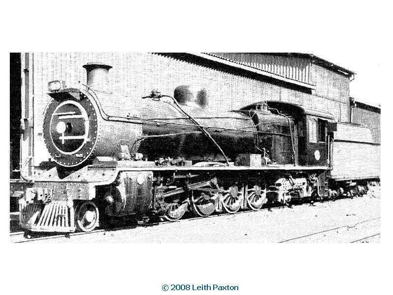 Sar Class 15a
