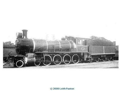 Sar Class 08