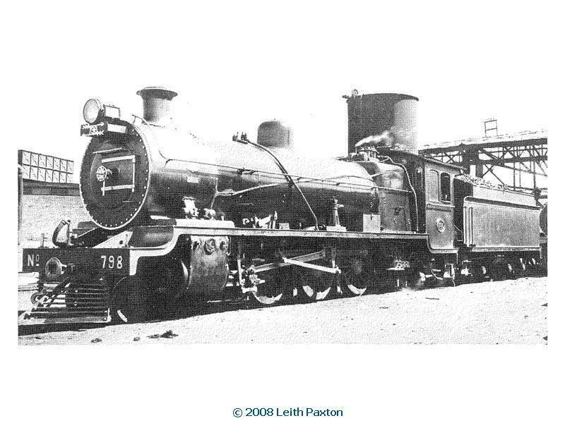 Sar Class 16