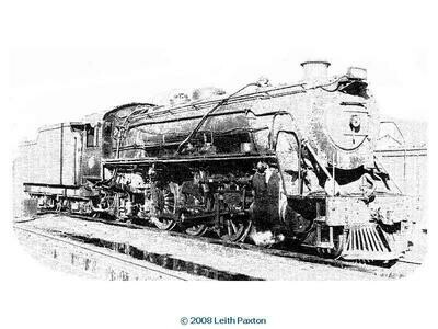 Sar Class 16d