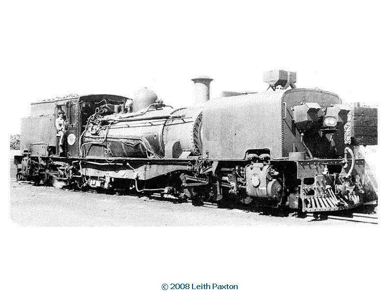 SAR Class NG G13