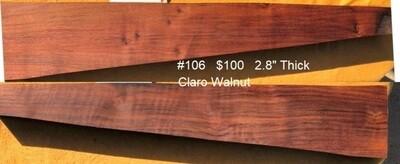Claro Walnut 106