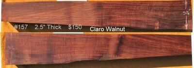 Claro Walnut #157