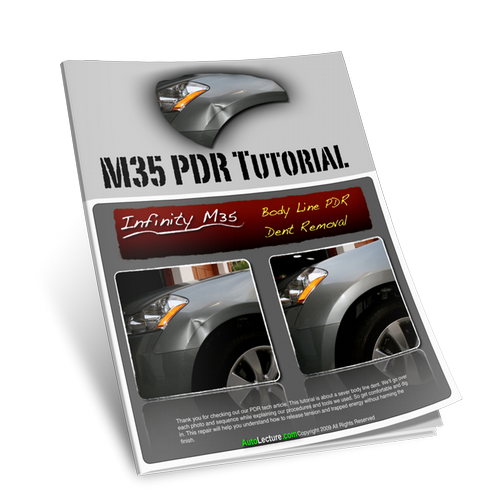M35 PDR Tutorial - Paintless Dent Repair / Removal Training Download