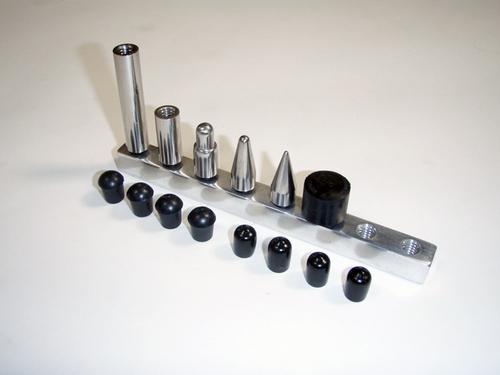 """7/16"""" 6-pc tip set and tip holder"""