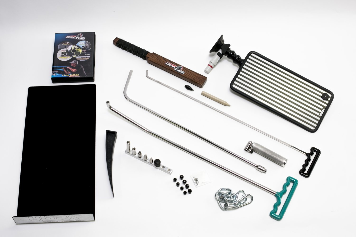 Dent Time PDR Intro Tool Set w/ DVD's