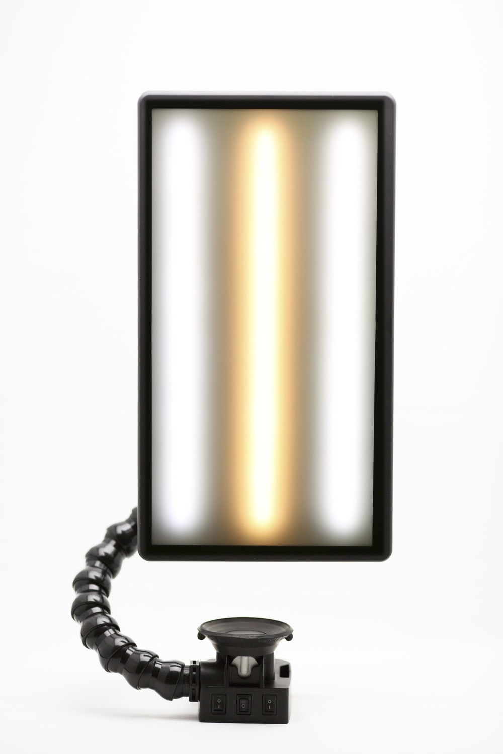 """14"""" 18v Cordless LED Mini Light w/loc line and suction cup"""