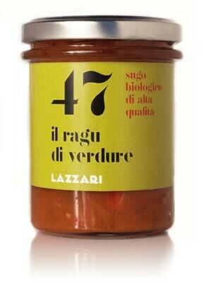 Sauce mélange de légumes 180g