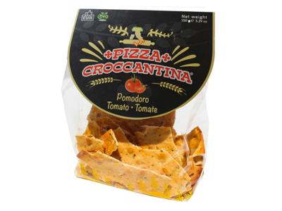 Pizza Croccantina à la tomate 150gr