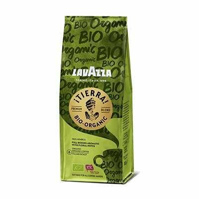 LAVAZZA TIERRA BIO CAFFE'GR180