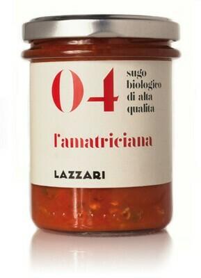 Sauce à L'amatriciana 180gr