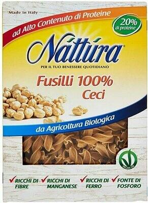 NATTURA Fusilli 100% pois chiches décortiqués 250GR