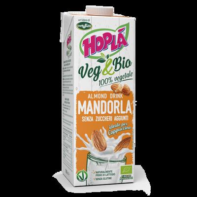 Boisson aux amandes Hopla 'Veg & BIO 1 L