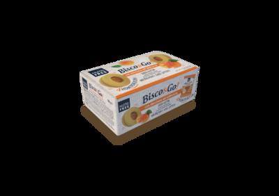 Bisco&Go Albicocca NTFREE gr.160 (gr.40x4)