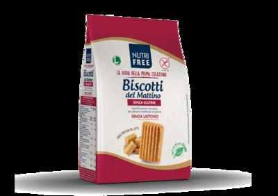 Biscuits du matin NtFree vegan