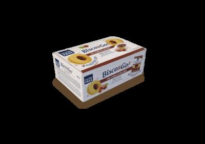 Bisco&Go Nocciola gr.160 (gr.40x4)