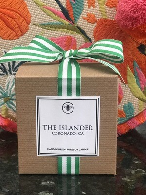 Candle - The Islander