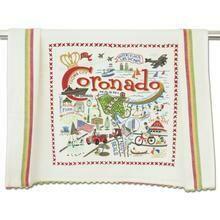 Coronado Dish Towel