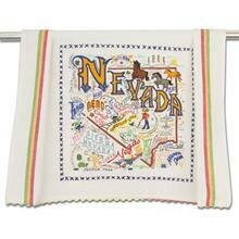 Nevada Dish Towel-out Of Stock At Catstudio 8/23