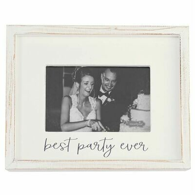 4x6 Best Party Ever Frame