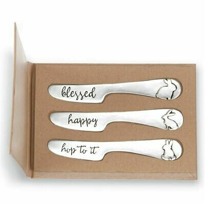 Boxed Bunny Spreaders