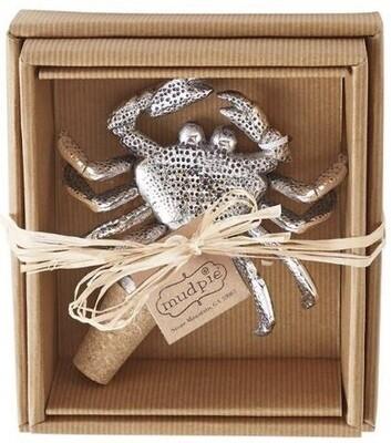 Crab Bottle Topper