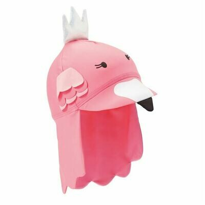 Flamingo Swim Hat Infant