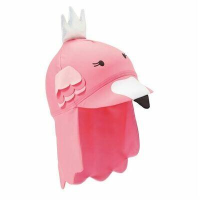 Flamingo Swim Hat Toddler