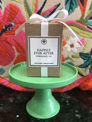 Votive Candle - Happily Ever After