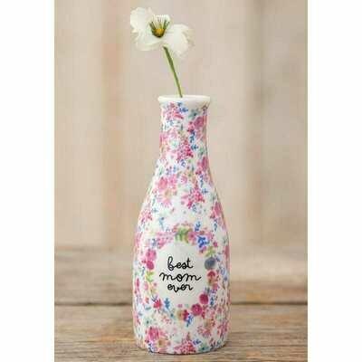 Bud Vase-best Mom Ever