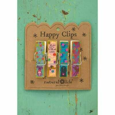 Chip Clips - Glittery Dog