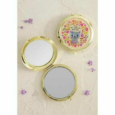 Compact Mirror-you My Darling Matter-kitty