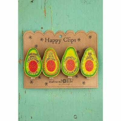 Magnet Happy Clips Avocado