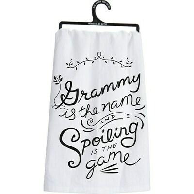Dish Towel - Grammy