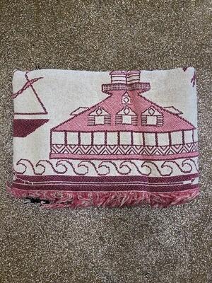 Coronado Throw - Pink