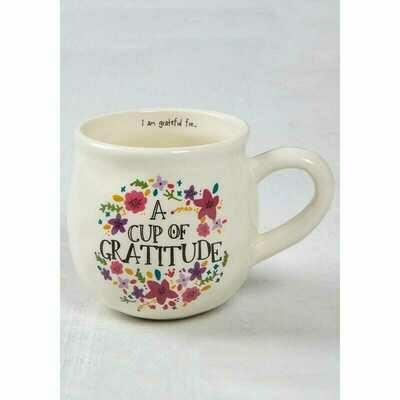 Happy Mug Cup Of Gratitude
