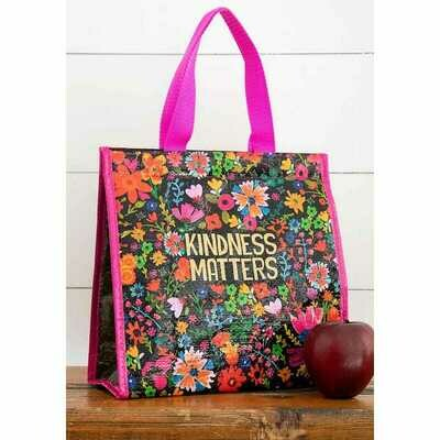 Insulated Lunch Bag Kindness Matters