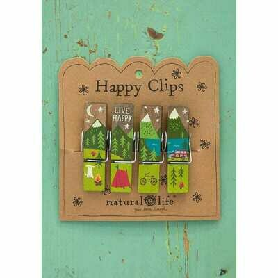 Chip Clips - Live Happy Camp