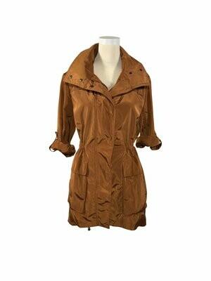Jacket Copper Brown - S