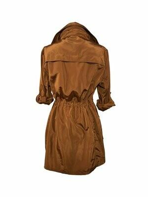 Jacket Copper Brown - L