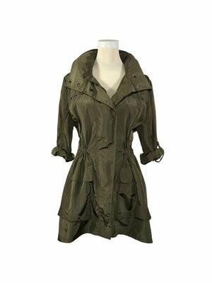 Jacket Olive - S