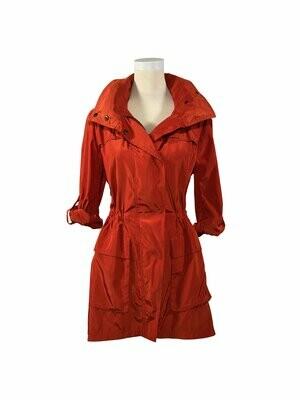 Jacket Orange/Red - M