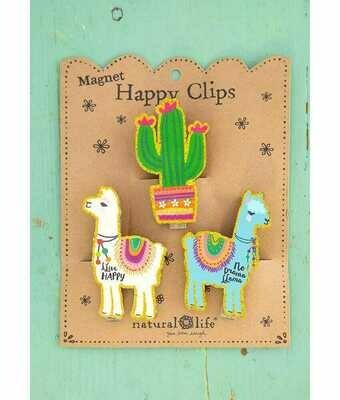 Magnet Happy Clips Cactus