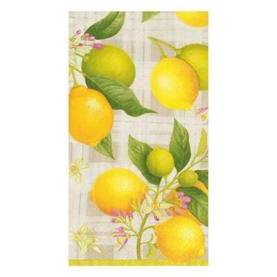 Citron Guest Towel