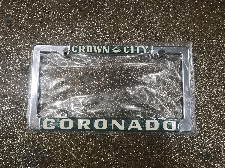 Coronado License Plate