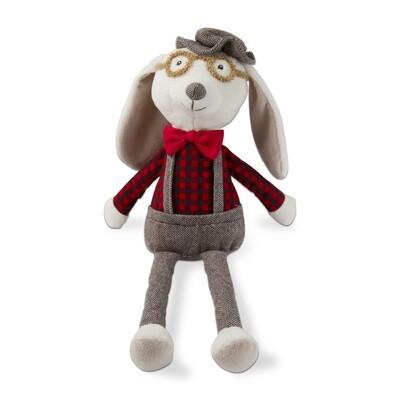 Beckett Buffalo Check Bunny