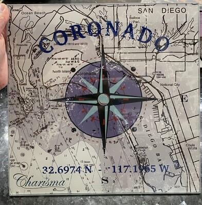 Blue Compass 12